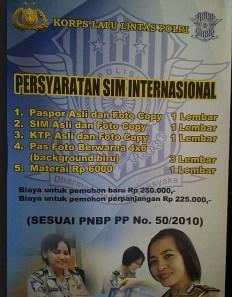 SIM Internasional