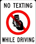 no textingwhiledriving